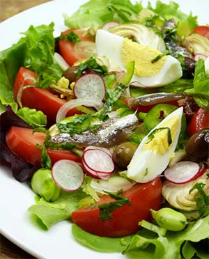 Recettes Salade